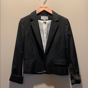 H and M Black Jacket